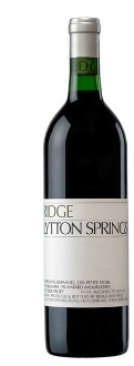 Ridge Lytton Estate Zinfandel 2013