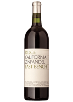 Ridge East Bench Zinfandel 2009