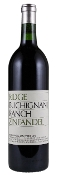 Ridge CA Buchignani Ranch Zinfandel 2009