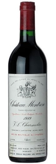 1989 Chateau Montrose 750 ml